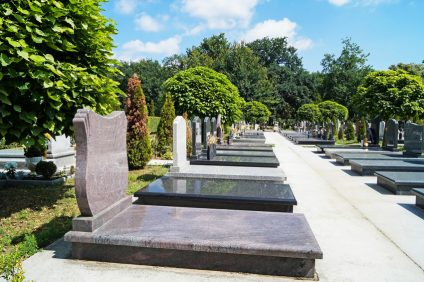 Nos monuments funéraires et pierres tombales