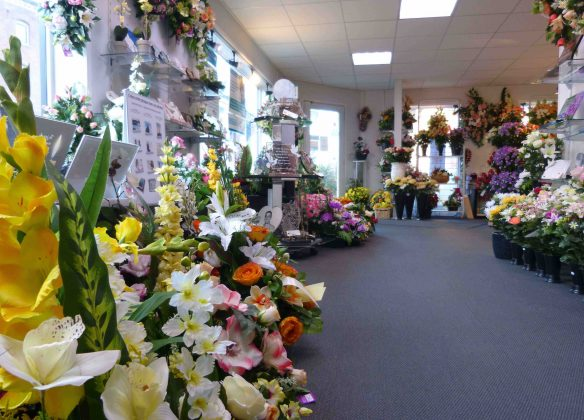 Pourquoi choisir des fleurs artificielles ?