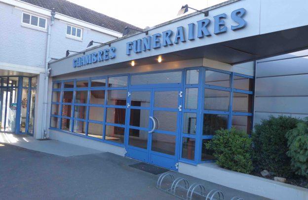 Funérarium à Villeneuve d'Ascq
