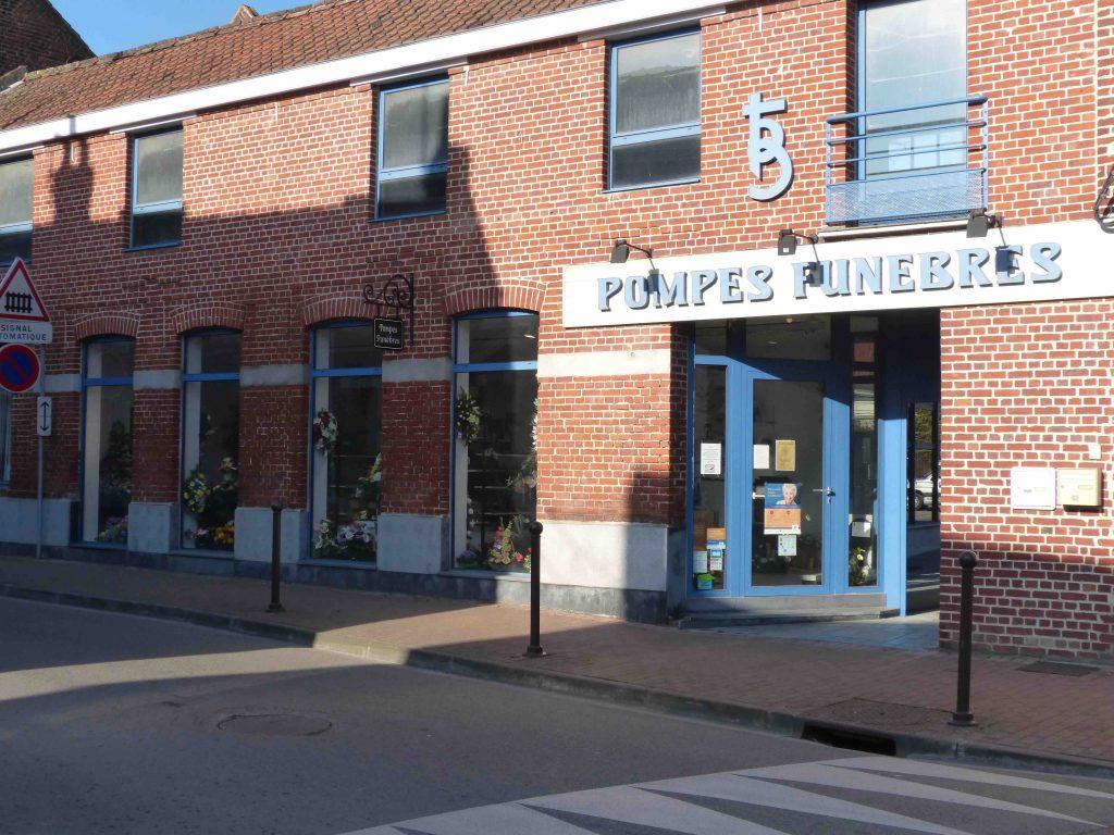 Pompes Funèbres Top Beghin à Villeneuve d'Ascq, Hem et Lys-lez-Lannoy