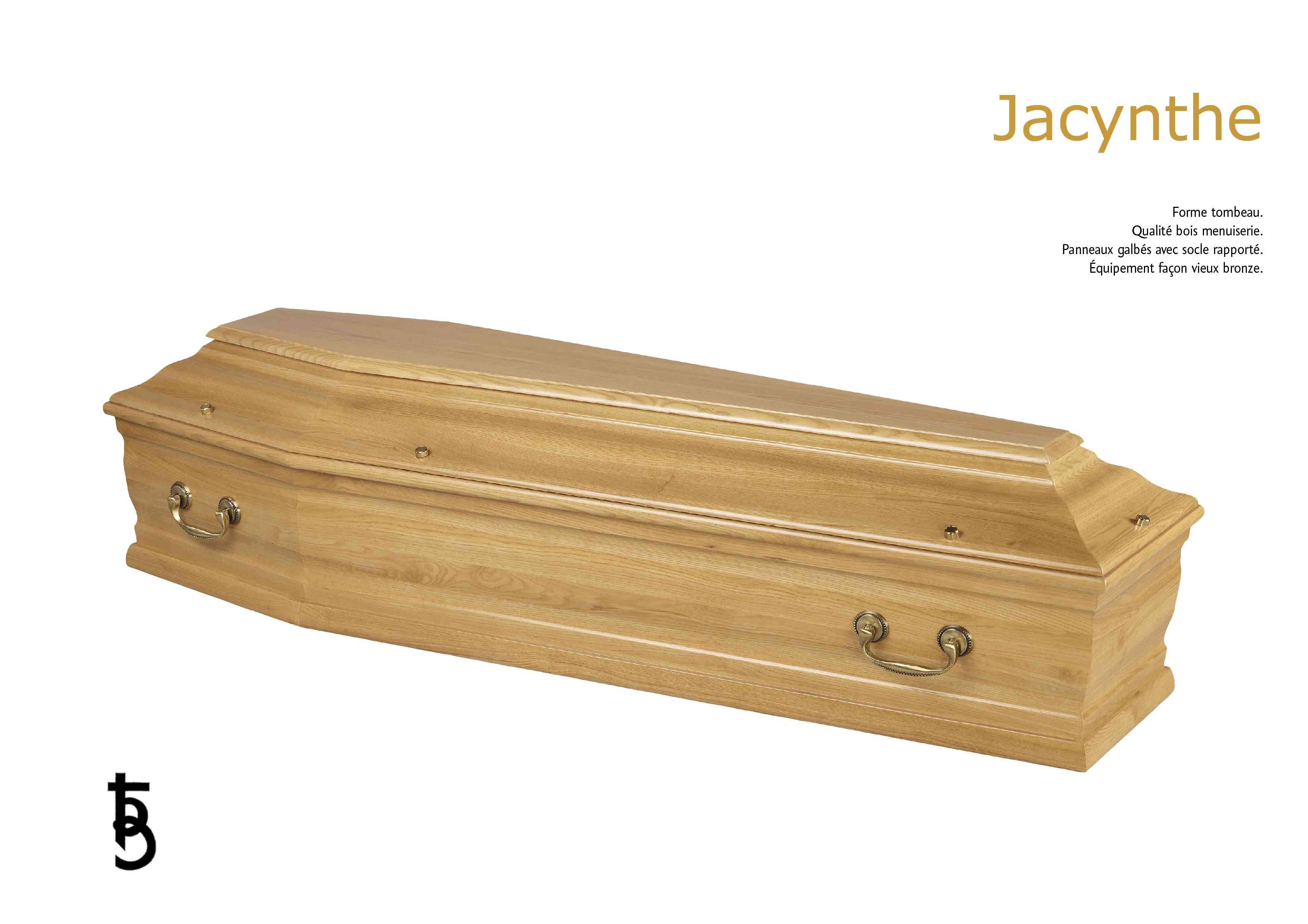 CERCUEIL JACYNTHE